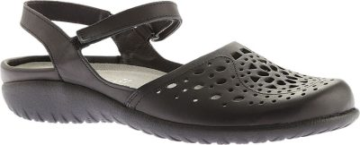 Arataki Shoe Black Leather