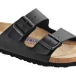 Arizona Classic Footbed Black Birko-Flor