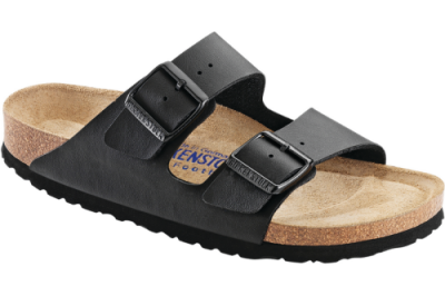 Arizona Classic Footbed Black Birko-Flor