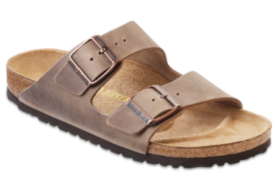 Arizona Soft Footbed Tobacco Oiled Leather