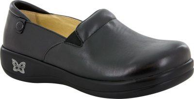 Keli Black Nappa Leather