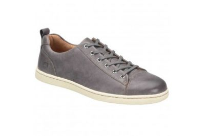 Allegheny Shoe Grey Leather