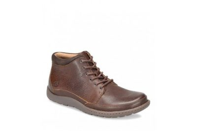 Nigel Boot Brown Leather