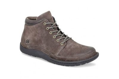 Nigel Boot Grey Leather