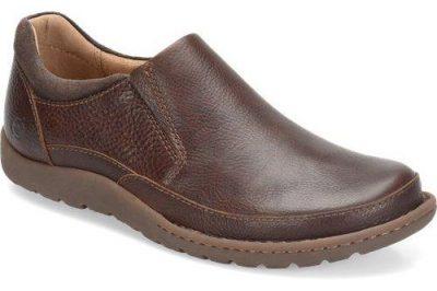Nigel Slip-On Brown Leather