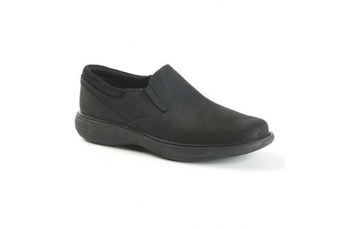 World Vue Moc Shoe Black