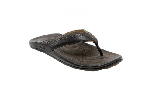 Hiapo Leather Black