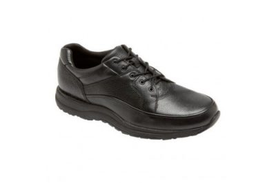 Edge Hill II Black Leather