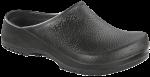 Super Birki Clog Black Polyurethane