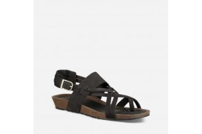 Teva Ysidro Sandal Black Leather