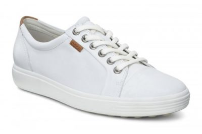 Soft 7 Sneaker White Leather