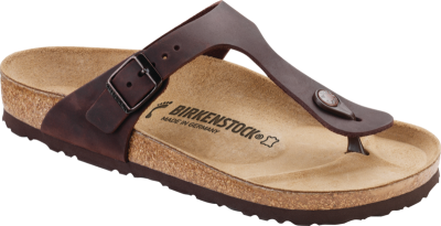 Gizeh Classic Footbed Habana Oiled Leather