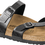 Mayari Classic Footbed Licorice Birko-Flor