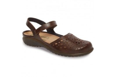 Arataki Shoe Pecan Brown Leather