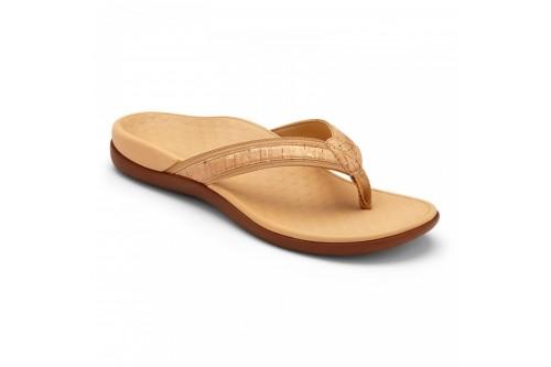 Tide II Sandal Gold Cork