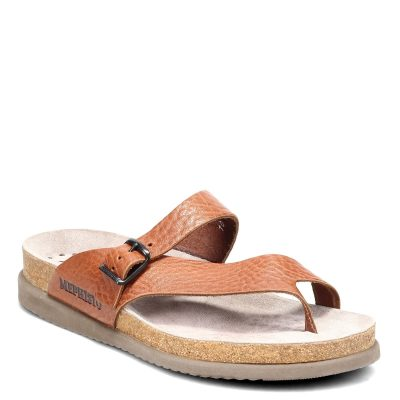Helen Tan Grain Leather Sandal