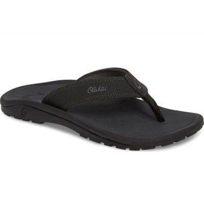 Ohana Black Dark Shadow Sandal