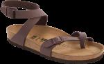 Yara Classic Footbed Mocha Birkibuc