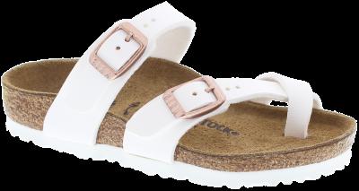 Mayari Classic Footbed White Birko-Flor