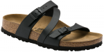 Salina Classic Footbed Black Birko-Flor