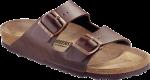 Arizona Classic Footbed Dark Brown Birko-Flor