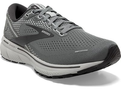 Men's Brooks Ghost 14 Grey-Oyster