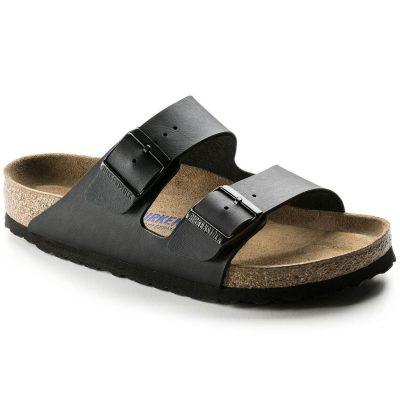 Arizona Classic Soft Footbed Black Birko-Flor